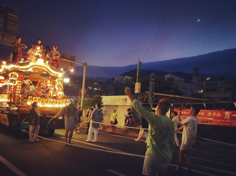 Festival, Izu Peninsula