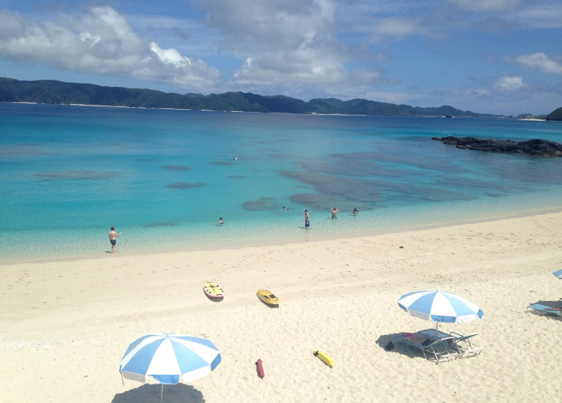 Furuzamami Beach, Kerama Islands, Okinawa