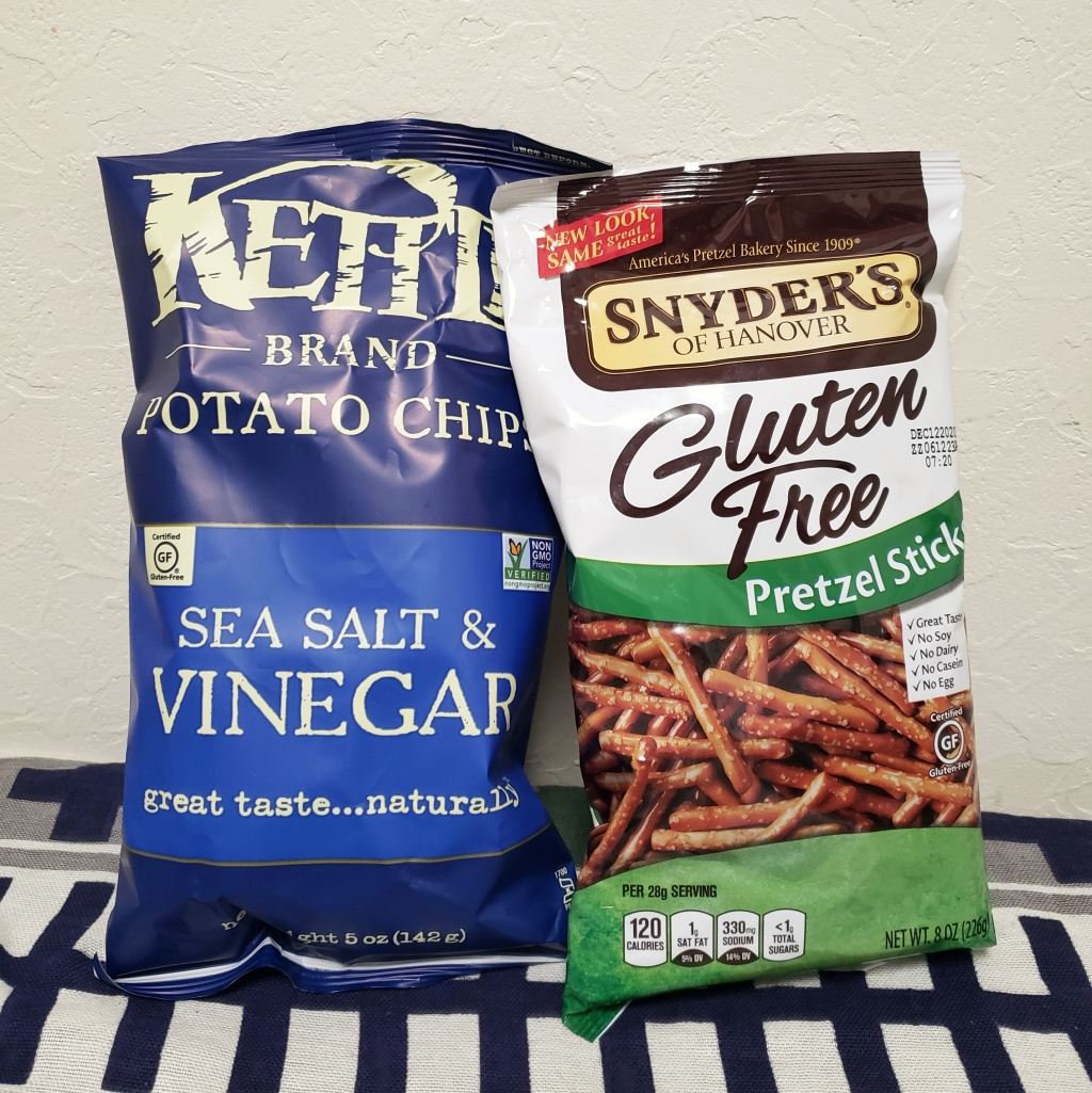 gluten-free chips from iherb
